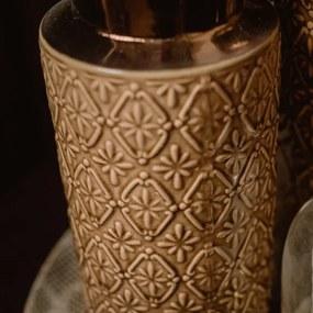 Vaza ceramica 35 cm maro