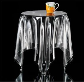 Masă transparentă Essey Grand Illusion Clear