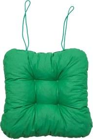 Pernă scaun Soft verde