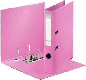 Biblioraft plastifiat ESSELTE 5cm violet standard