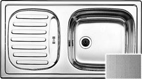 Chiuveta Inox Blanco Flex Mini Panzat 780 x 435 mm