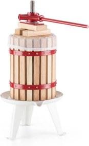OneConcept Berrymore LStorcator de fructe din lemn de oțel cu clichet mecanic
