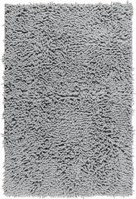 Covor baie Wenko Chenille, 80 x 50 cm, gri deschis