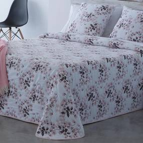 Cuvertură de pat CARLOTA, roz pat simplu