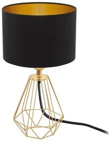 Eglo 95788- Lampa de masa CARLTON 2 1xE14/60W/230V