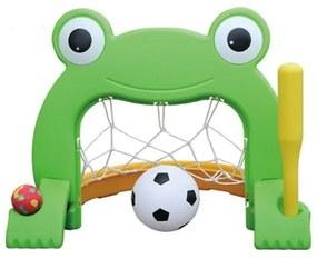 Million Baby - Poarta fotbal broscuta