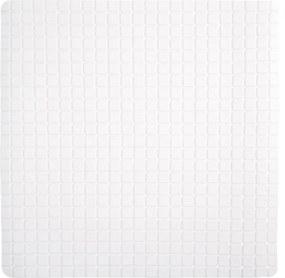 Suport anti-alunecare pentru baie, alb, 55 x 55 cm, 55 x 55 cm
