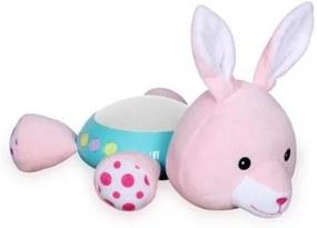 Lorelli - Lampa de veghe, cu sunete si proiector, Rabbit