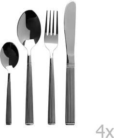 Set tacâm 16 piese Premier Housewares Stribes