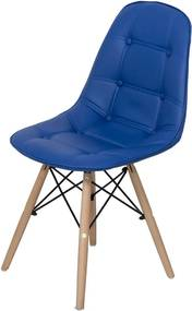 Scaun Bucatarie Fin 3908 Albastru