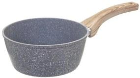 Cratita cu coada SG Forge, 16 cm, granit, cu inductie, h 10 cm