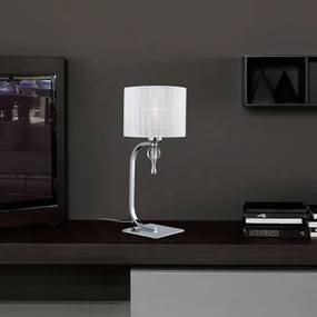 AZzardo Impress Table White AZ1107