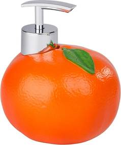 Dozator detergent vase Wenko Orange
