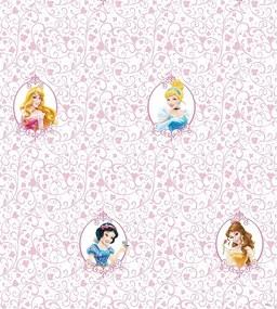 Fototapet de copii Prinţese, 53 x 1005 cm