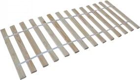 Somiera maro din lemn 80x200 cm Slatter