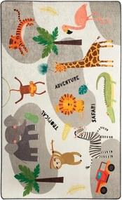 Covor copii Safari, 140 x 190 cm