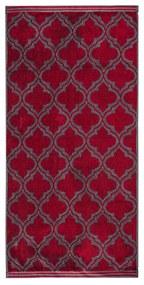Prosop Castle roşu, 50 x 100 cm