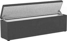 Banchetă cu spațiu pentru depozitare Windsor & Co Sofas Astro, 180 x 47 cm