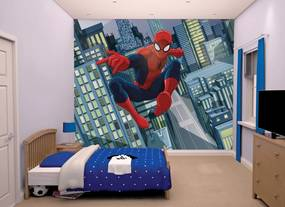 Walltastic Ultimate Spiderman 2 - fototapet pe perete 305x244 cm