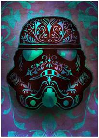 Poster Masked Troopers - Fluid