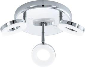 Plafonieră-spot LED Eglo GONARO 3x3,8W, circulară