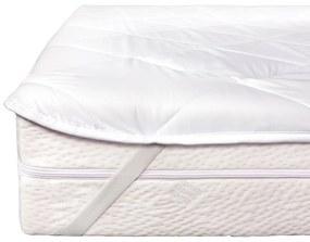 Protectie saltea matlasata din bumbac, cu elastic Hotel Range 160 x 200