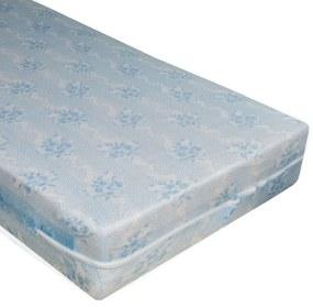 Protecţie elastică pentru saltea cu fermoar Alba 160 x 200 cm