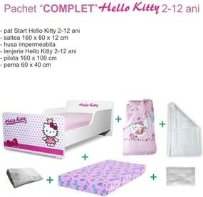Pachet Promo Complet Start Hello Kitty 2-12 ani