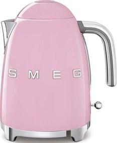 Ceainic electric 50's Retro Style 1,7l roz - SMEG