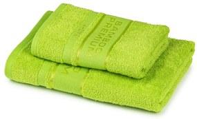 Set prosoape 4Home Bamboo Premium verde,