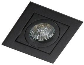Azzardo AZ0797 - Lampă încastrată PACO 1xGU10/50W/230V