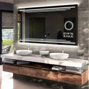 Oglinda baie cu iluminare LED75