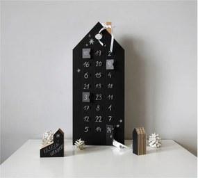 Calendar advent tablă de scris Unlimited Design for kids