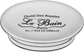 Săpunieră din ceramică Premier Housewares Le Bain White