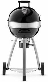 Grătar cu termometru şi controler pentru alimentare cu aer Jamie Oliver All Rounder, negru