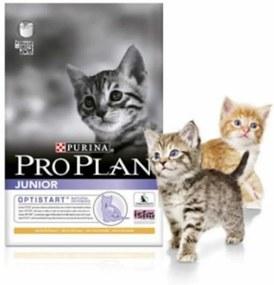 Pro Plan Junior (Kitten) Pui si Orez, 400 G