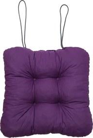 Pernă scaun Soft violet