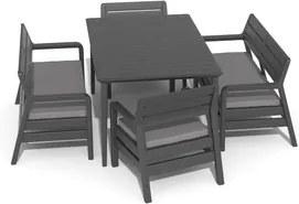 Set mobilier gradina Delano