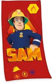 Prosop Pompierul Sam, 75 x 150 cm