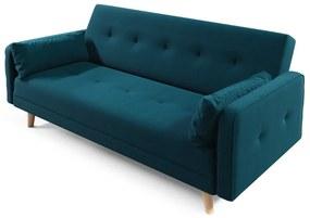 Expedo Canapea extensibilă tapițată BIANCA, 230x87x62, malmo 85