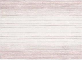 Suport pentru farfurie Tiseco Home Studio Chambray, 45 x 33 cm, roz mov
