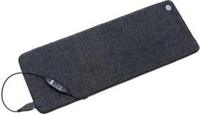 OneConcept Magic Carpet DLX, covor de încălzire, 40 x 98 cm, 180 W, 4 temperaturi, cronometru, antracit