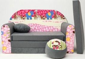 Canapea pentru copii A16 +
