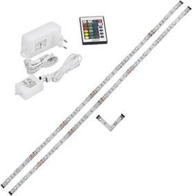 Eglo 92056 - RGB LED benzi cu LED-uri FLEX 2xLED/4,32W/230V
