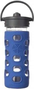 Sticla pentru apa LifeFactory, Blue, 350 ml