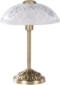 Rábalux 8634 Lampa de masa de noapte Annabella bronz metal E14 1x MAX 40W IP20