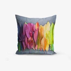 Față de pernă din amestec de bumbac Minimalist Cushion Covers Abstract, 45 x 45 cm