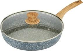 Tigaie cu capac Bisetti Pierre Gourmet, Ø 28 cm