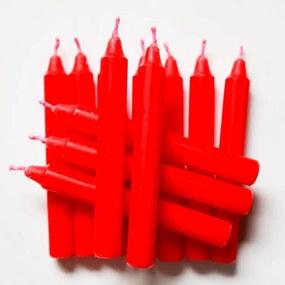 Lumânări pentru turnuleţul cu clopoţei 12 buc
