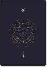 Imagine în cadru - Astronomy Playing Cards Series II 30x40 cm